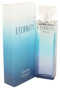 Calvin Klein ETERNITY AQUA by CALVIN KLEIN ~ Women's Eau de Parfum Spray 3.4 oz