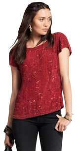 Calypso St. Barth Top Red
