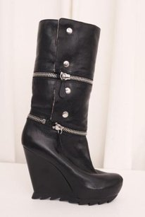 Camilla Skovgaard Womens Leather Black Boots