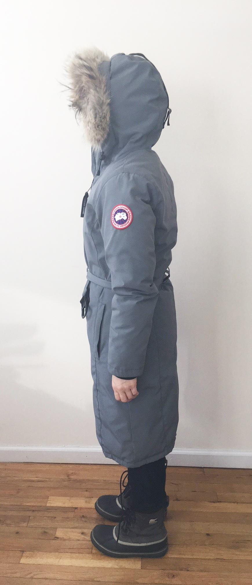 czech ladies whistler parka canada goose 53800 24325