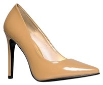 Cape Robbin Beige Pumps