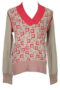 Caractère Womens Wool Blend Sweater