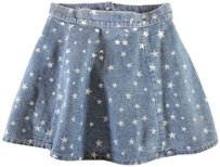 Carmar Mini Skirt Blue