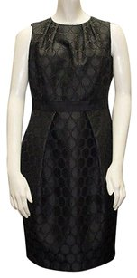 Carmen Marc Valvo Knit Dress