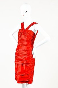 Carmen Marc Valvo Collection Dress