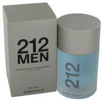 Carolina Herrera 212 By Carolina Herrera After Shave 3.4 Oz