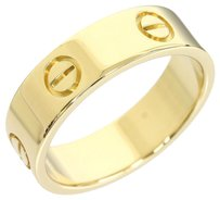 Cartier Cartier 18K Yellow Gold Love Ring US SIZE 9
