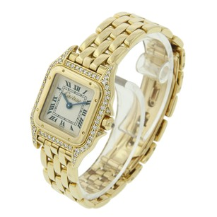 Cartier CARTIER PANTHER PANTHERE 18K Yellow Gold Ladies Watch