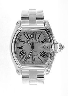 Cartier Cartier Roadster Stainless Steel Automatic