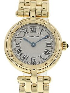 Cartier Ladies 18k Yellow Gold Cartier Panthere Vendome 866920