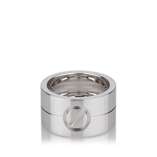 Cartier Jewelry,metal,ring,silver,6fcarg027