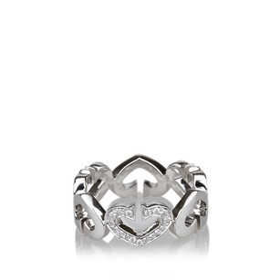 Cartier Jewelry,metal,ring,silver,6gcarg006