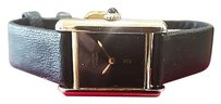Cartier Ladies Cartier Must De Cartier Vermeil Gold Sterling Silver Watch