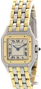 Cartier Ladies Cartier Panthere Two Tone Watch 112000