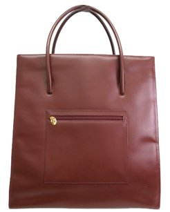 Cartier Tote in Wine
