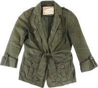Cartonnier Army Green Ss Coat