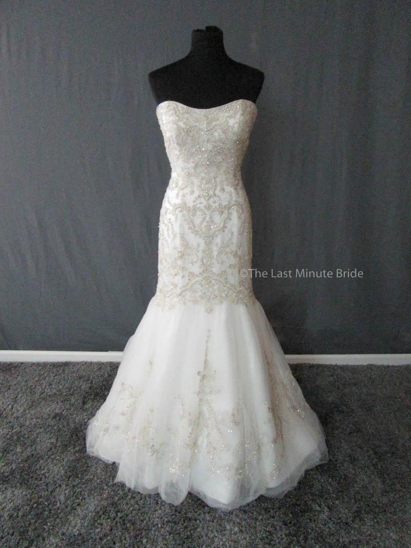Silver Tulle Dresses