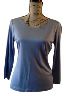 Casual Corner Top Blue
