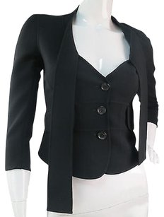 Céline Celine Paris 0 Lightweight BLACK Jacket