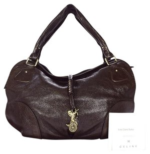 Céline Horse Carriage Hand Shoulder Bag