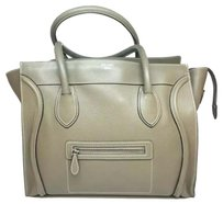Cline Satchel in Taupe