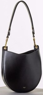 Céline Celine Pebble Leather Shoulder Bag