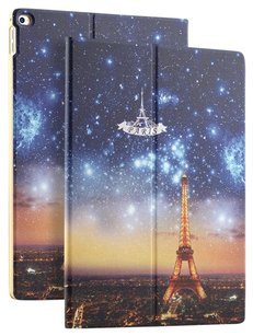 Cell-phonecover 2016 Best Painted iPad Pro Cartoon Leather Protective Cases Covers