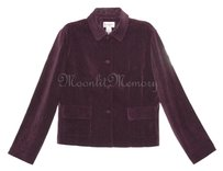 Chadwicks Faux Suede Moleskin Purple-Pink Jacket