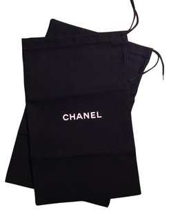 Chanel 2 Chanel Dust Bags for Shoe =)