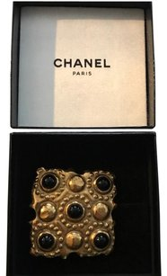 Chanel Authentic Chanel Brooch Gripoix