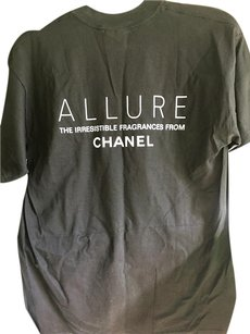 Chanel Allure T Shirt black