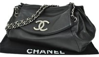 Chanel Cc Logos Chain Shoulder Bag