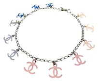 Chanel CC Multicolor Charm Bracelet 215332