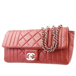 Chanel Chain Leather Shoulder Bag
