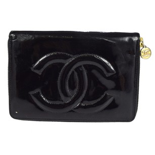 Chanel CHANEL CC Long Zippy Bifold Wallet