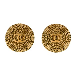 Chanel CHANEL CC ROPE Earing