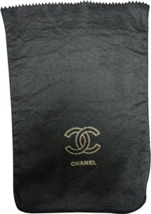 Chanel Chanel Dust Bag Cover Purse Soft Flees