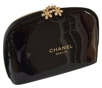chanel Chanel Snowflake Cosmetic Bag Authentic VIP Gift
