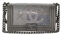 Chanel Crystal Paris Dallas Shoulder Bag
