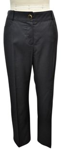 Chanel Wool Sheen Dress Pants