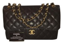 Chanel Jumbo Caviar Maxi Shoulder Bag
