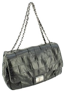 Chanel Lambskin Rectangle Reissue Flap Shoulder Bag