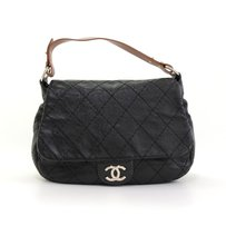 Chanel Leather Hand Baguette