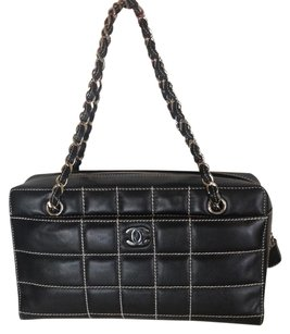 Chanel Mint Condition Tote in black