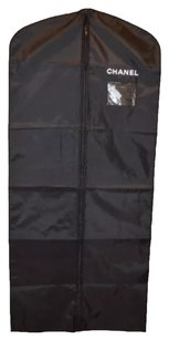 Chanel New Chanel Nylon Black Travel Storage Garment Bag