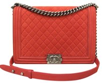 Chanel Paris-edinburgh Large Shoulder Bag
