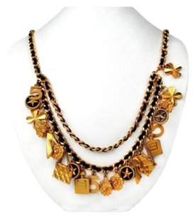 Chanel RARE Charm Necklace 207515