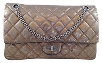 Chanel Reissue 2.55 Double Flap Quilted Shoulder Bag