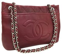 Chanel Satchel in Bordeaux