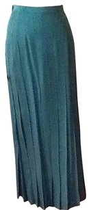 Chanel Skirt Turquoise Color # 11